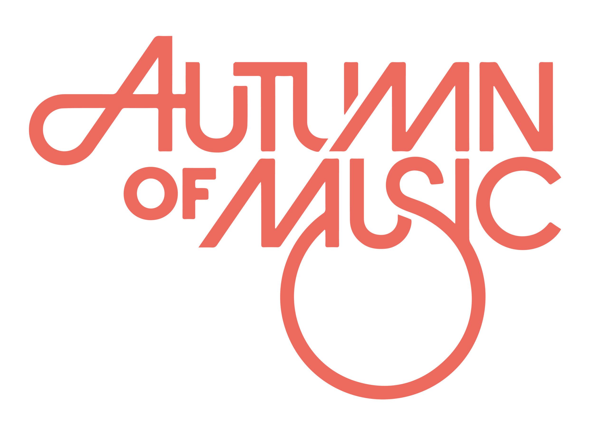 Logo autumn of music